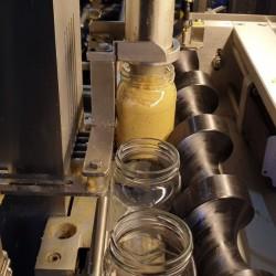 Şekersiz Kuruyemiş Ezme Makineleri Hattı