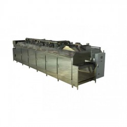 1500 kg/h Kuruyemiş Kavurma Makinesi