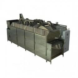 800 kg/h Kuruyemiş Kavurma Makinesi