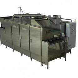EVRO 5000 KURUYEMİŞ KAVURMA MAKİNESİ (130-650 kg/h)