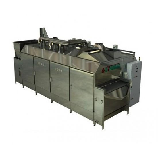 EVRO 7000 KURUYEMİŞ KAVURMA MAKİNESİ (500-1300 kg/h)