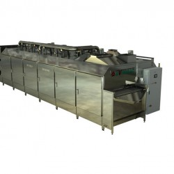 EVRO 10000 KURUYEMİŞ KAVURMA MAKİNESİ (600-2600 kg/h)
